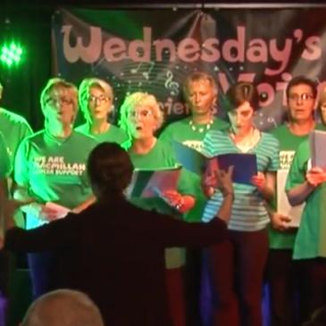 Wednesday's Voice Shropshire Community Choir Charity